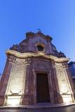 Dell'Addolorata de Chiesa en el centro de Foggia Fotografía de archivo