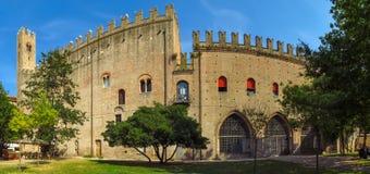 Dell Arengo di Palazzo - di Rimini fotografia stock