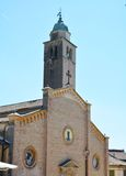 Dell'Assunta church in Asolo, Italy Stock Images