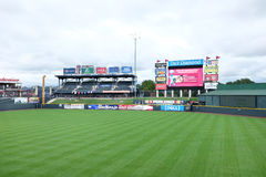 Dell Diamond Stadium Stockbilder