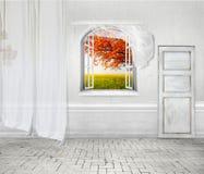 Dell'interno Fotografie Stock