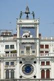 Dell Orologio Венеция - Torre Стоковая Фотография