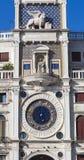 Dell'Orologio di della torre o di Torre di orologio Fotografie Stock Libere da Diritti