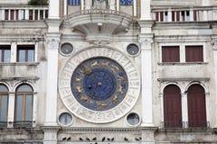 Dell Orologio Torre - башня с часами, Венеция Стоковая Фотография RF