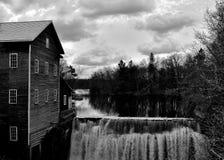 Dell-` s Mühle Lizenzfreies Stockbild