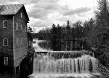 Dell`s Mill Royalty Free Stock Photo