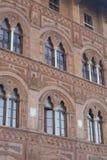 Dell'Ussero de Palazzo, Pisa, Itália Imagens de Stock