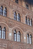 Dell'Ussero di Palazzo, Pisa, Italia Immagini Stock