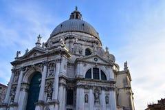 della玛丽亚致敬圣诞老人威尼斯 免版税库存图片