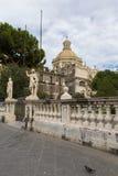 Della Badia de Chiesa Foto de archivo libre de regalías