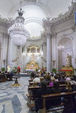Della Badia de Chiesa Foto de Stock