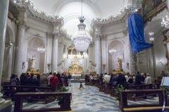 Della Badia di Chiesa Immagine Stock