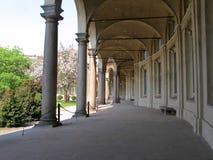 Della Besana Rotonda, милан, Италия Стоковое Изображение