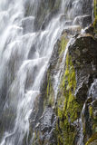 Della cascata fine in su Fotografie Stock