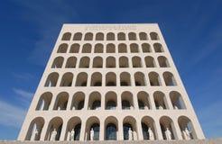 Della Civilta Italiana di Palazzo Fotografie Stock