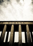 Della Civilta Romana di Museo Fotografia Stock