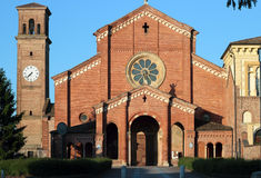 Della Colomba de Abbazia di Chiaravalle Imagenes de archivo