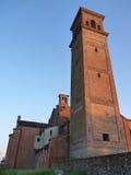Della Colomba de Abbazia di Chiaravalle Fotos de Stock