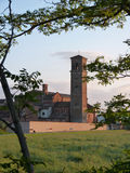 Della Colomba de Abbazia di Chiaravalle Imagem de Stock