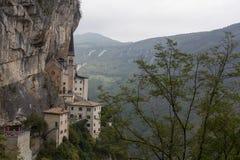 Della Corona Sanctuary de Madonna Imágenes de archivo libres de regalías
