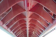 Della Costituzione de Ponte, ponte de Calatrava, Veneza Imagens de Stock