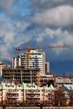 Della costruzione città dentro di nuova Westminster Immagine Stock Libera da Diritti