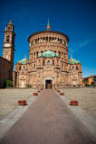 Della Croce della Santa Maria Immagine Stock