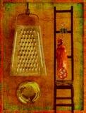 Della cucina vita ancora Fotografia Stock Libera da Diritti