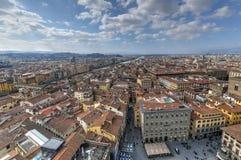 Della de Piazza Sigoria - Florence, Italie photo libre de droits