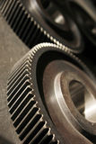 Della fabbrica ingranaggi fabbricati recentemente Fotografia Stock Libera da Diritti