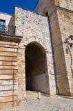 Della Gabella di Porta. Conversano. La Puglia. L'Italia. Fotografia Stock
