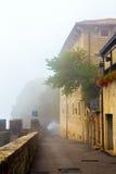 Della Guaita San Marino di Rocca Fotografia Stock