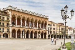 della Italy Padua prato Valle Zdjęcie Royalty Free