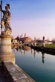 della Italy Padua prato Valle Zdjęcie Stock
