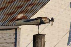 Della latta di aria dell'aereo evento rustico whirly Fotografia Stock Libera da Diritti