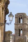 Della Martorana de Chiesa à Palerme Image stock