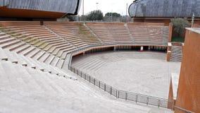 Della Musica de Parco Indicadores velhos bonitos em Roma (Italy) video estoque
