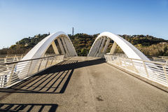 Della Musica de Ponte Fotografia de Stock