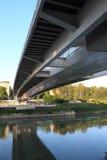 Della Musica Ponte в Риме Стоковое фото RF