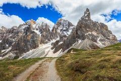 Della Pala, Italie de Cimon Images libres de droits