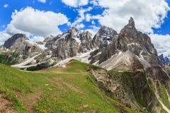 Della Pala, Italie de Cimon Photographie stock libre de droits