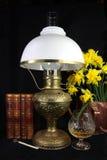 Della paraffina della lampada vita antica ancora Fotografia Stock
