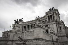 Della Patria, Ρώμη Altare Στοκ φωτογραφία με δικαίωμα ελεύθερης χρήσης