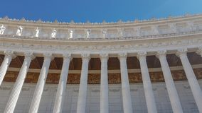 Della Patria Altare, аркада Venezia, Рим Италия стоковое фото rf