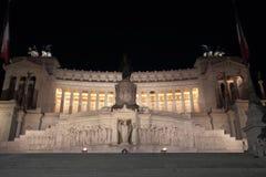 Della Patria di Altare a Roma Fotografie Stock Libere da Diritti