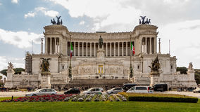 Della Patria di Altare a Roma Immagini Stock