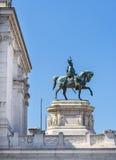 Della Patria di Altare a Roma Immagine Stock