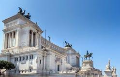 Della Patria di Altare a Roma, Italia Fotografie Stock