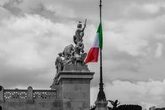 Della Patria di Altare a Roma, Italia Immagine Stock Libera da Diritti