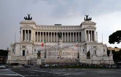 Della Patria, quadrato di Venezia, Roma di Altare Immagini Stock Libere da Diritti